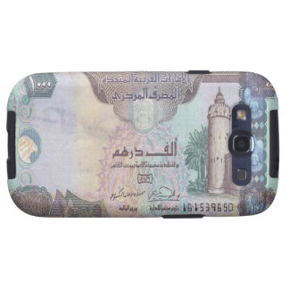 1,000 UAE Dirham Banknote Samsung Galaxy S Case Samsung Galaxy S3 Cover