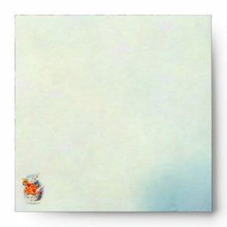 $1.00 Rabbitt in Alice in Wonderland ~ Envelope envelope