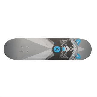 "1,0 subdesarrollados patineta 7 3/8"""