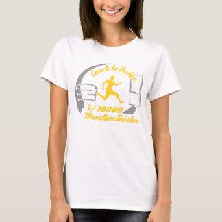 1/10,000 Marathon Finisher Shirt-- Women's T-Shirt