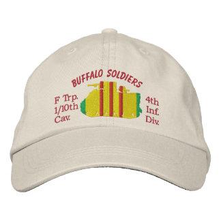1/10o Caballería, 4tos Inf. Div. Gorra bordado Gorras De Beisbol Bordadas