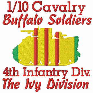 1/10th Cavalry 4th Inf. Div. M113 Track Shirt