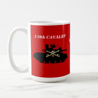 1/10th Cavalry M551 Sheridan Mug mug