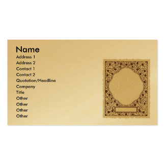 1 (115), Name, Address 1, Address 2, Contact 1,... Business Card