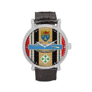 1-12mo Los Inf., 4ta identificación remiendan el r Relojes De Pulsera