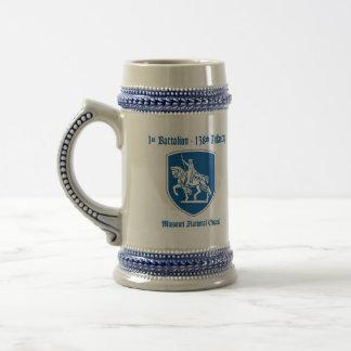 1/138th Infantry Stein 18 Oz Beer Stein
