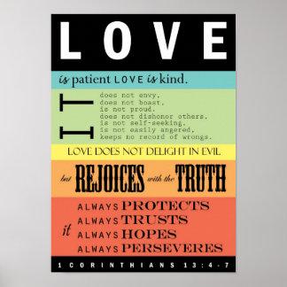 1 13 4 de los Corinthians - 7 Impresiones