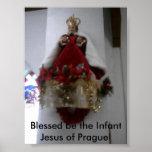 ¡1-14-11028, Blessed sea el Jesús infantil de Prag Impresiones