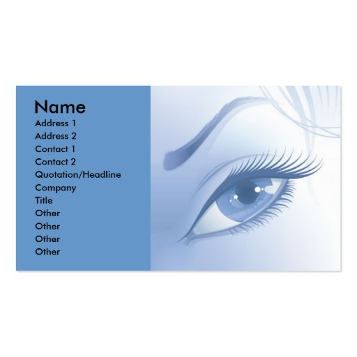 1 (14), Name, Address 1, Address 2, Contact 1, ... Business Card Templates
