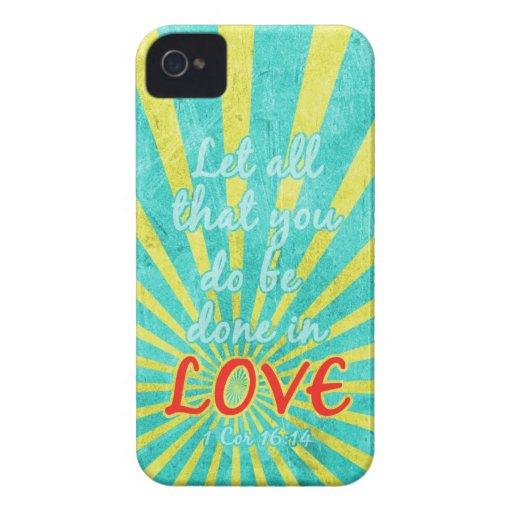 1 16:14 del corazón deja todos que le hacen en amo iPhone 4 protectores