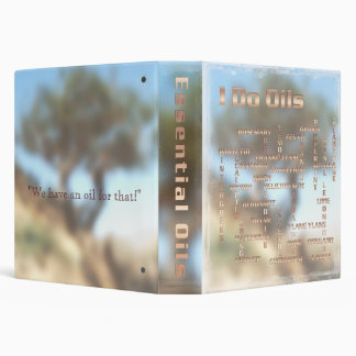 "1-1/2"" Frankincense (Boswellia) Tree Binder"