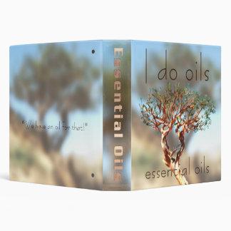 "1-1/2"" Frankincense (Boswellia) Tree w/  I Do Oils 3 Ring Binder"