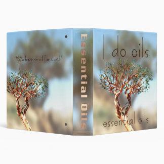 "1-1/2"" Frankincense (Boswellia) Tree w/  I Do Oils Binder"