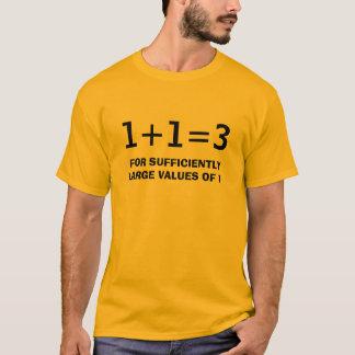 1+1=3 PLAYERA