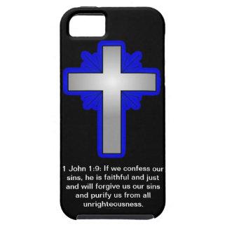 1 1:9 de Juan con el caso cruzado del iPhone 5 de Funda Para iPhone SE/5/5s