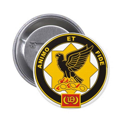 1-1 Cavalry Regiment Pin