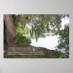 1:1 de Salmos - 3 (estafa Río y Arbol del cártel h Posters