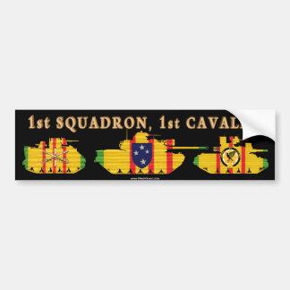 1/1o Vehículos blindados de la caballería VSR Pegatina Para Auto