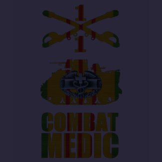 1/1st Cavalry M113 Combat Medic Shirt shirt