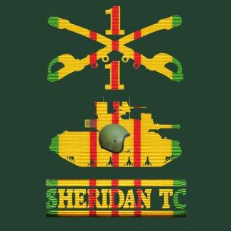 1/1st Cavalry M551 SheridanTC Shirt shirt