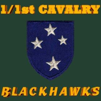 1/1st Cavalry VSR M113 ACAV Shirt shirt