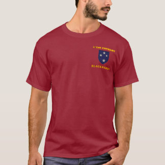 1/1st Cavalry VSR M551 Sheridan Shirt