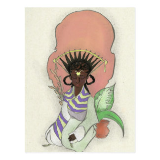 1:2013 dibujar del doodle tarjeta postal