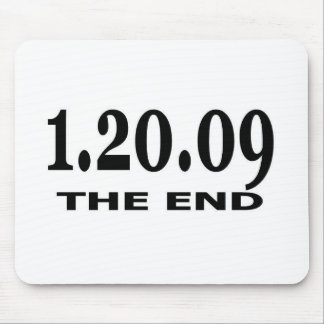 1 20 09 the end mouse pad