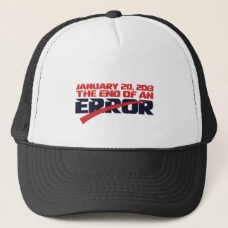 1-20-13 END OF AN ERROR TRUCKER HAT