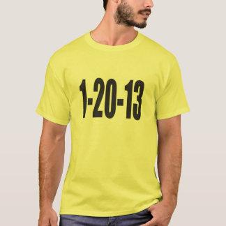 1-20-13 T-Shirt
