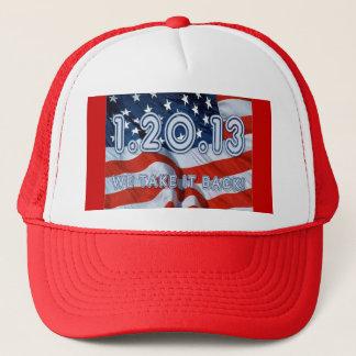 1.20.13 We take it back! Trucker Hat