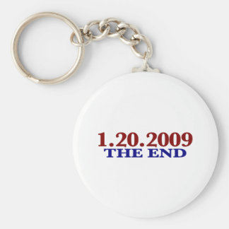 1-20-2009 The End Keychain