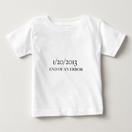 1-20-2013 BABY T-Shirt