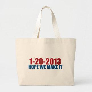 1-20-2013 esperanza la hacemos bolsa lienzo