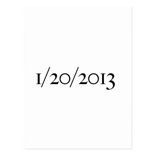 1/20/2013 POSTALES