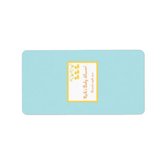 1 25 x2 75 Hershey s Miniature Rubber Ducky Bubbl Custom Address Labels