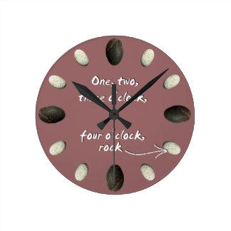 1-2-3-4 roca del en punto - reloj