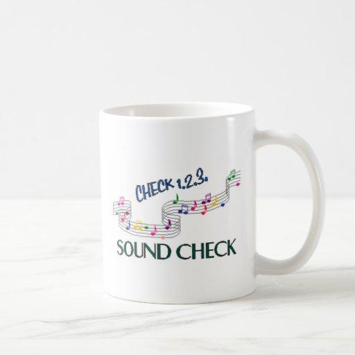 1.2.3 Control de los sonidos Taza De Café