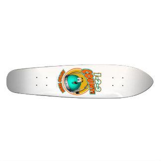 1-2-3 Count Astro Bean Skateboard