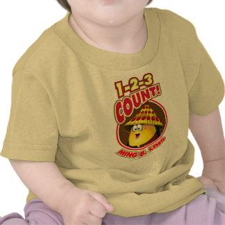 1-2-3 Count Ming B.Ling Shirt