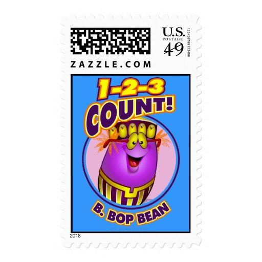 1-2-3 cuenta B. Bop Bean