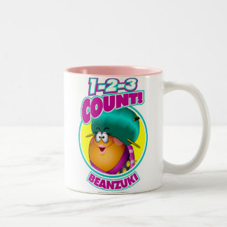 1-2-3 cuenta Beanzuki Taza De Café