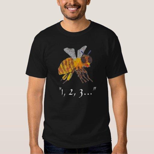 """""""1, 2, 3… Somos las abejas """" Playeras"""