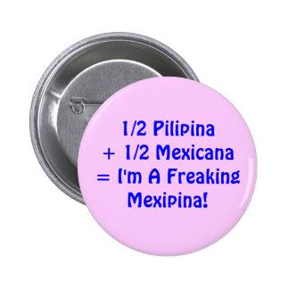 1/2 Pilipina+ 1/2 Mexicana= I'm A Freaking Mexi... Pins