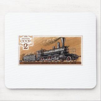 1-3-0 Steam Locomotive Mouse Pad