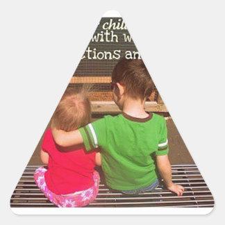 1 3:18 de Juan Pegatina Triangular