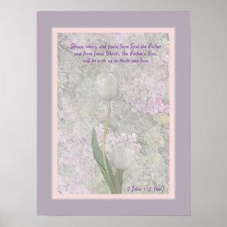 1 3 de Juan del 2 del Lantana de los tulipanes Impresiones