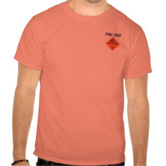 1 3G PYRO CREW - Customized Shirts
