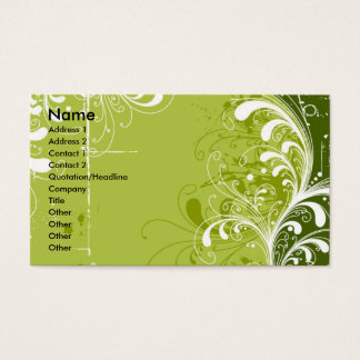 1 (48), Name, Address 1, Address 2, Contact 1, ... Business Card