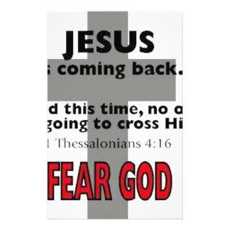 1 4:6 de Thessalonians Papeleria De Diseño